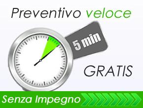 Preventivo gratuito e veloce